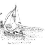 太平洋ひとりぼっちのマーメイド号