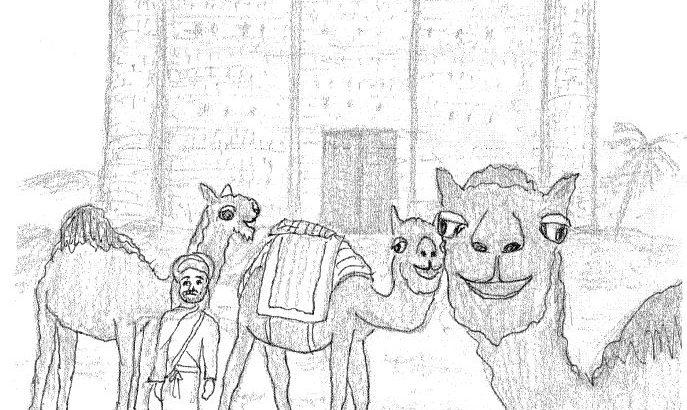 旅人たちのシェルター「サライ」について