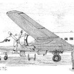 ジェット時代到来直前のレシプロ機「ダグラスDC-7C」