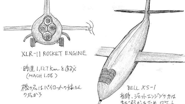 「音速の壁」を超えろ!ベルXS-1