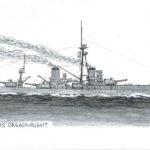 英国戦艦ドレッドノート (HMS Dreadnought)