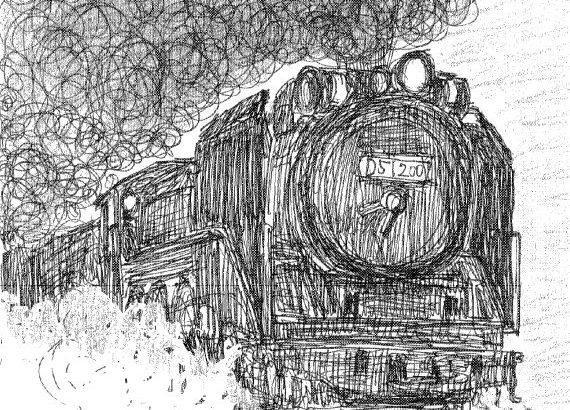 【機械好きの原点】我が郷愁の蒸気機関車