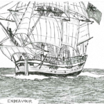 【大航海の立役者】キャプテン・クックとウィットビー石炭運搬船