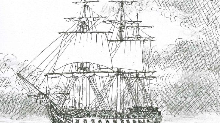 【旗艦の話】HMSヴィクトリーとUSSコンスティテューション