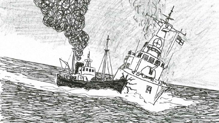 【危うしフィッシュアンドチップス】大英帝国と戦った小国アイスランド
