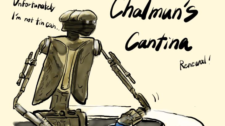【マンダロリアン考察3】チャルマンのカンティーナに何があったのか?